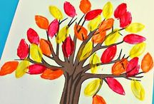 Fall Crafts & Learning / Awesome crafts & learning activities for Autumn.
