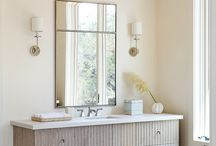 Bathrooms / Bathrooms that catch my eye / by Leslie Banker