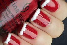 Christmas & Winter Nails