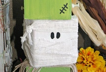 Halloween Crafts & more / by lmac