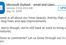notable release notes / Software release notes written for better or for worse