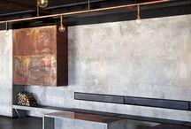 Tuberías de cobre a la vista / Descubre todo tipo de ejemplos sobre el uso de los tubos y accesorios de cobre en la decoración y el diseño de interiores.
