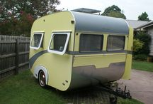 Camping / caravans and camping ideas