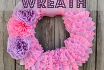 Create: Wreaths & Swags - Non-holiday