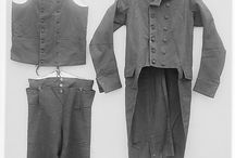19th century costumes and details / Inspiring stuff for reenactment.