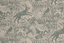 St Jude's Fabrics & Papers / Our range of artist designed fabrics and wallpapers