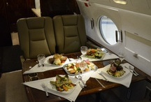 Abby's Aircraft Catering / Our commercial kitchen and facilities are located in Houston, Texas and we have the honor of servicing aircraft arriving and departing from 15 airports in the greater Houston and Galveston areas. We hope to serve you on your next flight when you take to the sky.