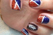 Denver Broncos / Denver Bronco's Football / by Georgia Steffens-Kringlie