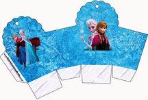 cumple Frozen