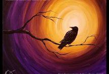 De zwarte vogel
