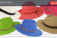 UPF50+ sunhats - CANSA approved