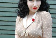 30s, 40s, & 50s Dresses, & Skirts / by Paula Hardin