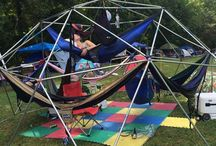 dome tent diy