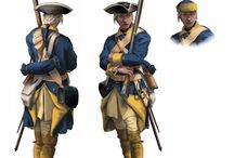 Seven Years War Swedish Uniforms (1755-1764)