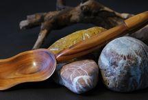 Jansa woods - Original hand carved wooden spoons / Original hand carved wooden spoons by Břetislav Jansa  www.jansawoods.com