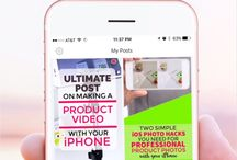 WHAT YOU'LL LEARN IN THE iPHONE PINTEREST DESIGN COURSE