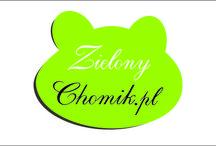 ZielonyChomik.pl / Sklep z nieszablonowymi zegarami