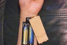 Human battery