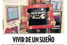 Entrevistas a Maite Sanz de Galdeano