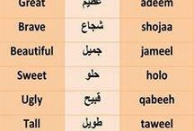 Arabic&english lessons