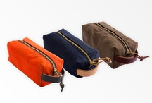 CANVAS MAN DOPP KIT