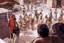 Biblia w obrazach - Księgi prorockie
