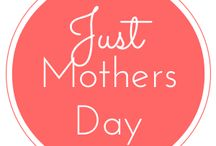 Holidays: Mothers Day / Just for mothers day, gifts, crafts and deals to celebrate mom  that are rich in all the right ways!
