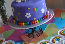 birthday party ideas / by Rachelle Nevois