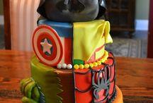 Simon's First Birthday