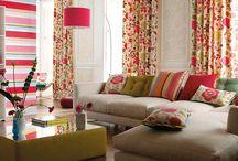 Cortinas e Persianas / Modelos e padrões de cortinas e persianas