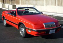 1989 LeBaron converible for sale. Make an offer.