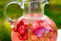 infused waters and drinks / by Connie Quinton