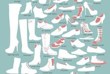 Footwear / All things that I like or I want to try !