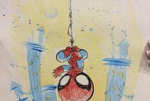 Spiderman stuff