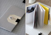 Book Binding, Little Books / by Helena Maltez