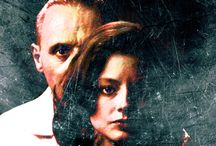 Silence of the Lambs art. / You can't beat the chemistry of Silence of the Lambs.