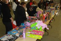 Christmas Distribution / Christmas distribution 2013 to Greater Cleveland residents