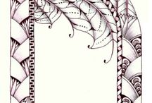 Zentangle! / by Marie Joerger