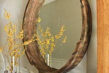 Spiegel / Spiegels, spiegelwand, spiegeldesign lijsten, mirror