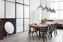 Arredo di Interni / Interior / Materiali, finiture, complementi d'arredo e illuminazione.