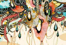art / by Miriam Harris