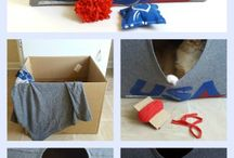 Fun crafts that will cat like