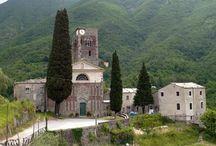 Abbazia Sant'Andrea dei Borzone / L'abbazia di famiglia