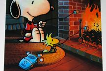 Charlie Brown & friend's