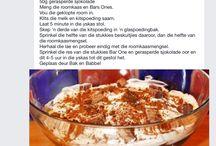 Trifel sjokolade trifel