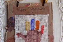 Preschool Thanksgiving  / by Leslie Leo-August