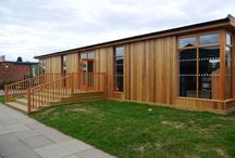 Cherry Orchard / Cherry Orchard Primary had a stunning location to build their #outdoorclassroom
