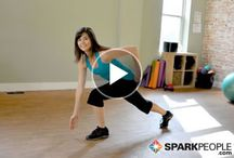 SPARKpeople Workouts / by Randee Pollock