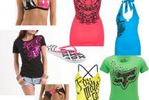 Fox's clothing