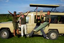 Find Yourself In Africa: Our Guests / One Trip Can Change Everything!